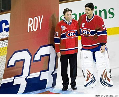 A goaltending duel for the ages? (Think last season...)